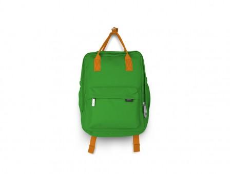 TRENDY verde + naranja